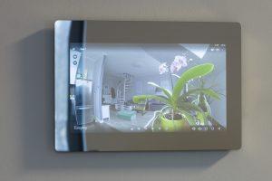 Smart Mirror - kamery