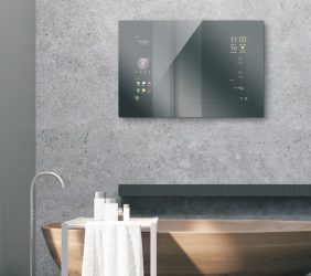 Smart Mirror – łazienka