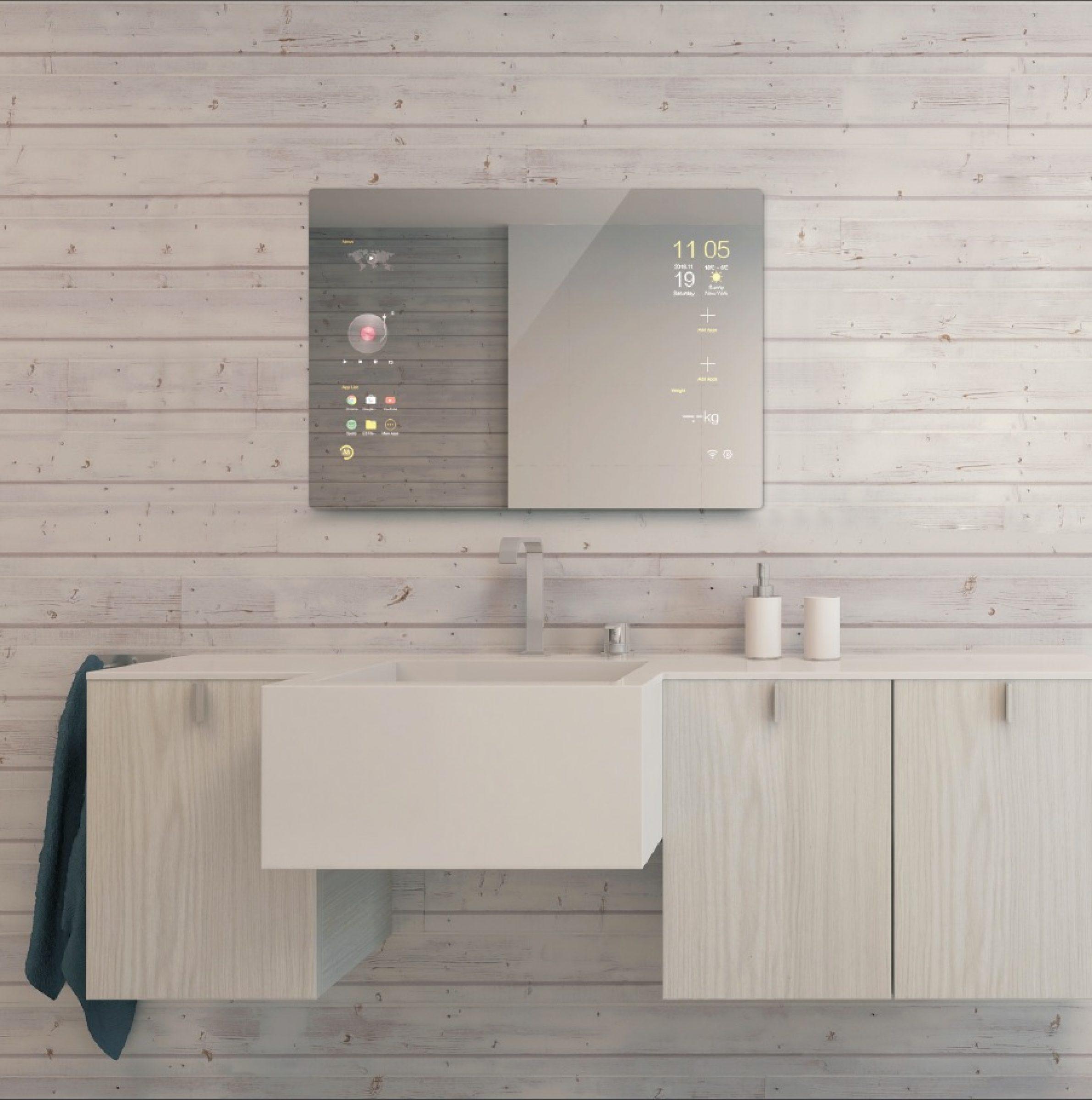 Smart Mirror – łazienka