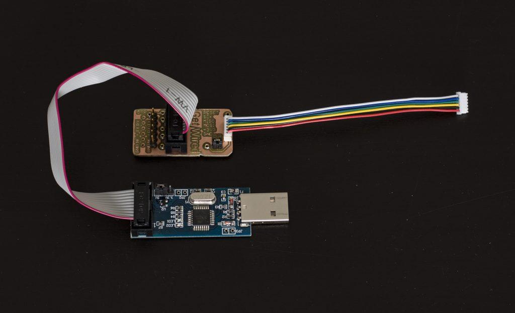 Zestaw programator + adapter