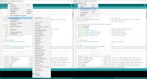 Wgrywanie przez Arduino IDE